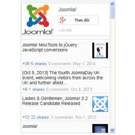OSTheme Google Plus