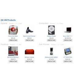 Virtuemart Products