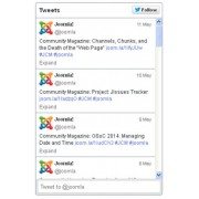 OSTheme Twitter Widget
