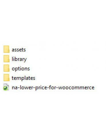 Na Lower Price for Woocommerce