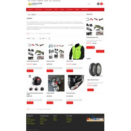NaTheme 02 - Moto Store theme for Opencart