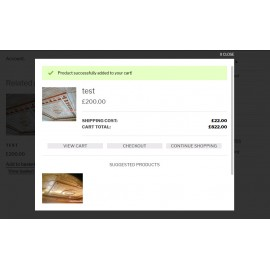 JT WooCommerce Added To Ajax Cart Popup