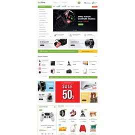 BestShop - MultiPurpose Marketplace OpenCart 3 Theme