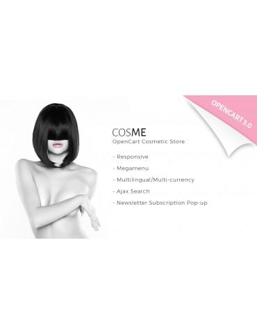 Cosmo Responsive OpenCart Template