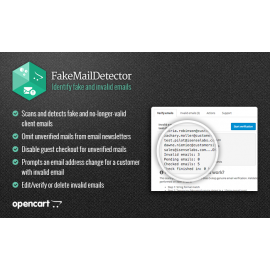 FakeMailDetector- Identify fake and invalid emails