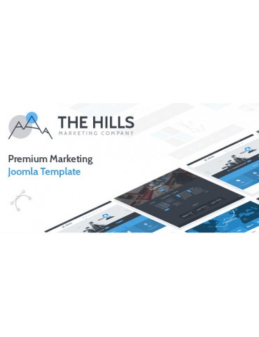 The Hills - Premium Marketing Joomla Template