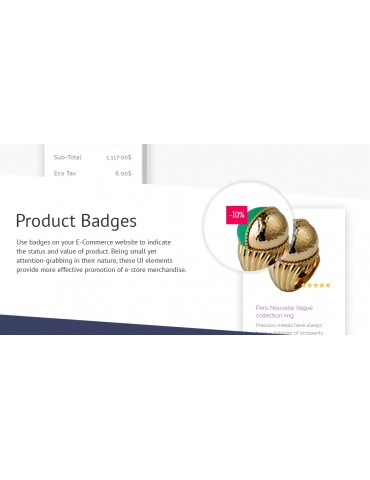 Jewelry Collection - Fashion Jewelry OpenCart Template