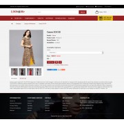 Look Me Fashion Shop Opencart theme
