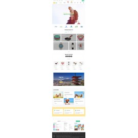 Manu Store WooCommerce WordPress Theme