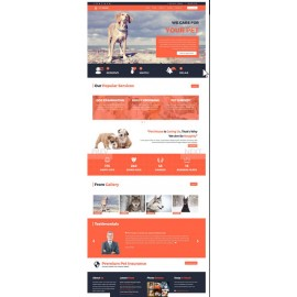 Pet House - Pet Care Joomla Template