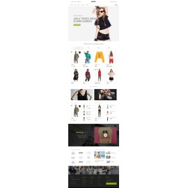 Matik - Minimalist WooCommerce WordPress Theme