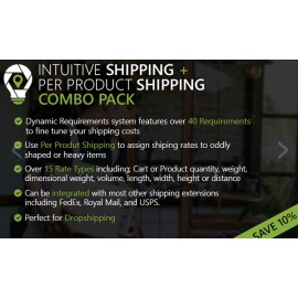 Shipping Combo Pack
