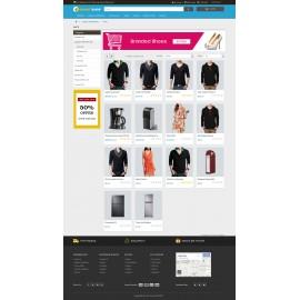 Smart Shop Multipurpose Ecommerce Opencart Theme