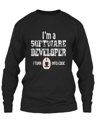 I am a software developer - T-shirts