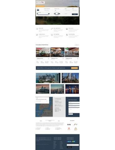 Real Estate | Responsive Wordpress theme
