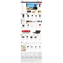 Nelson - Responsive Opencart  Theme