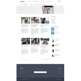 Fashion - Woocommerce Responsive Wordpress Theme