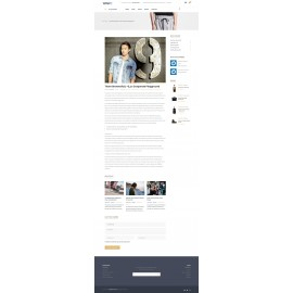 LoftStyle - Woocommerce responsive wordpress theme