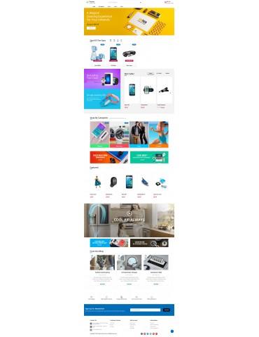 Torano - Woocommerce responsive wordpress theme