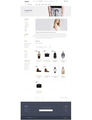 LoftStyle - Woocommerce responsive wordpress theme